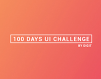 Daily UI 1 - 50 by Digit