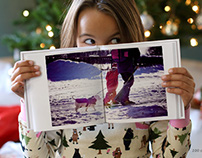 Blurb I Christmas Campaign