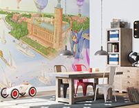 Children's room 04