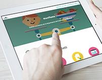 ilustración slides para página web HealthFactory