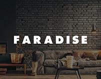 FARADISE | Branding