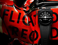 Bell&Ross BR01 Flight Instuments