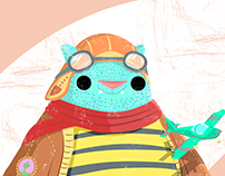 Big Adventures - Illustration