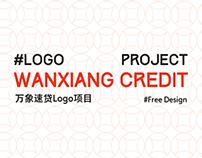 Wanxiang Credit / Logo Design
