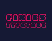 Pixies Typeface