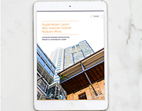 City Report (Digital)