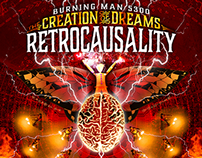 Retrocausality - Burning Man 5300