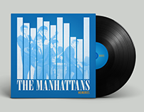 The Manhattans - Record & CD Cover Design