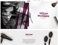 Friseur Website