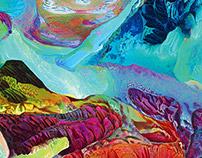 Jonathan McCabe — Flowpi #1 poster