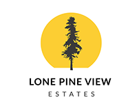 Lone Pine View Estates Logo