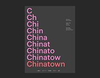 Film Festival Poster Series