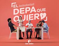 #ELDEPAQUEQUIERO | Inmobiliaria San Isidro