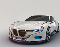 BMW 3.0 CSL Hommage // Soft M livery
