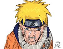 Uzumaki Naruto_ concept art