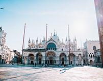I'm in Venice