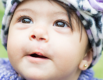 Retratos Infantis