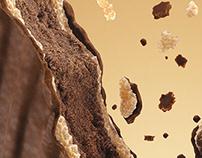 3D Illustration • Protein Cookie • Finland