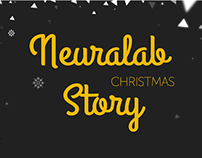 Neuralab Christmas story - newsletter