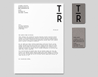 Thomas Rhube Stationery