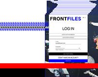 Frontfiles: collaborative network platform