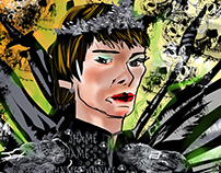 Cerise Lannister Game Of Thrones Fan Art