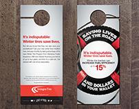 Integra Tire Manitoba Insurance Ad Campaign