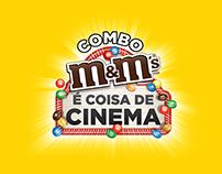 M&M'S É COISA DE CINEMA