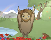 Chog Zoo Animation Showreel 2013