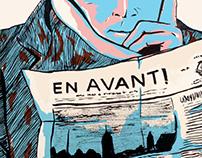 Camus / Ilustração