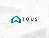 Logo Tous - Contruction Solutions.