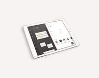 Luxury Tablet Concept