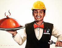Server Sundaram | Title Design