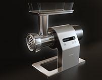 Meat grinder BORK M785 3D MODEL 2018
