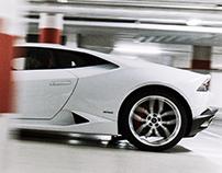 Lamborghini vs. Range Rover outtakes