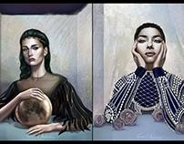 P E A R L | Portraits