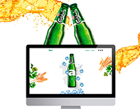 Web for Carlsberg
