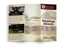Saint Joseph Weddings and Events