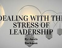 Dealing with the Stress of Leadership