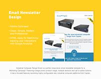 Email Newsletter Design