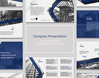 Company Presentation: Powerpoint