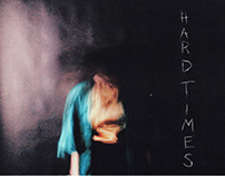 h a r d t i m e s (photo interventions )
