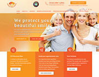 Orange Family Dental Website Design & Development