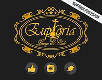 Euphoria // Brunnen // Club Flyers & Posters Nov.2016