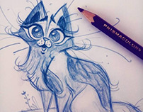 Sketch Kitty