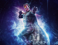 Marvel Character Posters