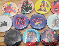 Pin Buttons!