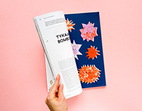 KUKBUK Magazine / Illustration VI