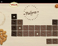 Placeres Elementales - Chocolates Valor