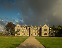 Autumn at Wakehurst Place.